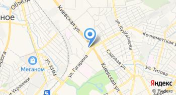 Зоомагазин Багира на карте