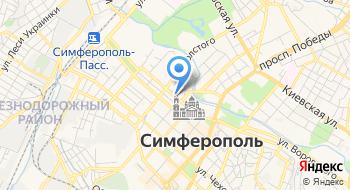 Крымский Регистрационный центр на карте