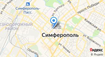Симферопольская детская музыкальная школа № 2 имени Алемдара Караманова на карте