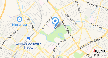 ГБУЗ РК РКБ им. Н.А. Семашко ОП Диагностический центр на карте