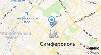 Симферопольские Кабельные Сети на карте