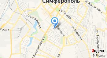 Крымское республиканское отделение Общероссийской общественной организации Всероссийское добровольное пожарное общество на карте