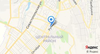Общежитие Крымремстройтреста на карте