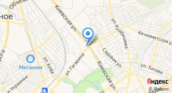 Служба аварийного открытия замков Антивор на карте