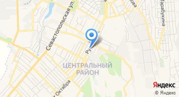 Элком-Крым на карте