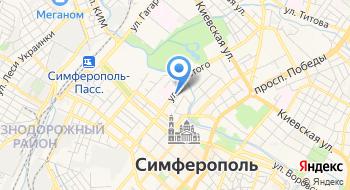 Региональное управление Государственной Фельдъегерской Службы России по Республике Крым на карте