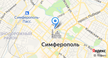 Крымстройлифт на карте