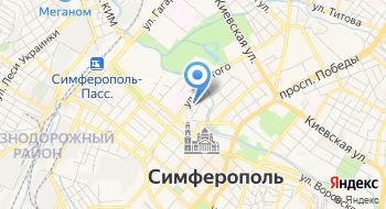 Государственое казенное учреждение Республики Крым Центр занятости населения Республики Крым на карте