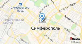 Нотариальная палата Республики Крым на карте