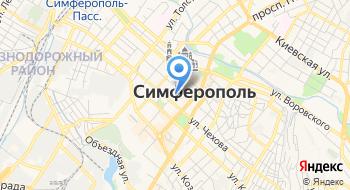 Центр Организации Фейерверков Крым на карте