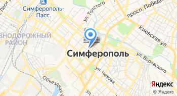 ГБУРК Крымский академический театр кукол на карте