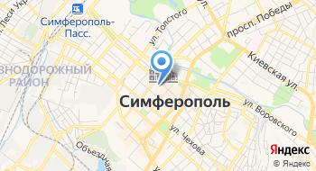 Избирательная комиссия Республики Крым на карте