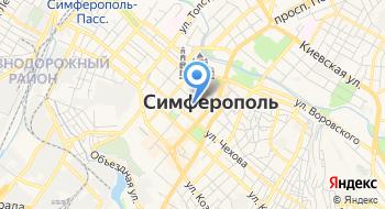 Крымский туристический информационный центр на карте