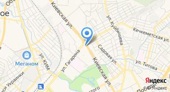Бильярд-клуб Ягуар на карте