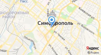 ГБУЗРК Симферопольская поликлиника №3 на карте