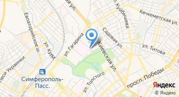 Медтехника Медика-Крым на карте
