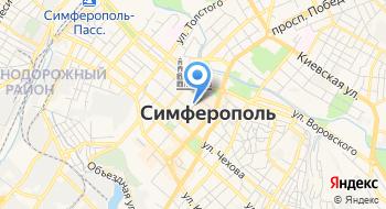 Крымские трансферы на карте