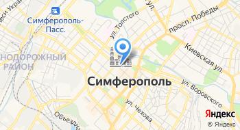 Сквер Победы на карте