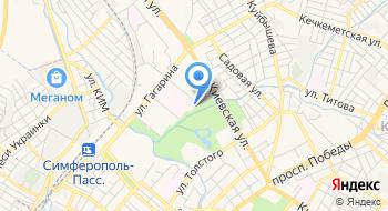 ГУП РК Крымтеплокоммунэнерго на карте