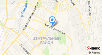 Росконсалтинг, Крымский филиал на карте
