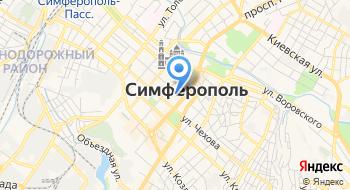 Национальный банк Украины на карте