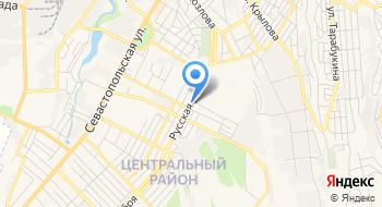 Компания Комфорт-Крым на карте