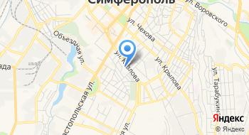 СБиС Крым Электронная отчетность и документооборот на карте