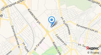 МБОУ ДО ДЮСШ единоборств города Симферополь на карте