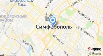 Магазин Детский Крым на карте