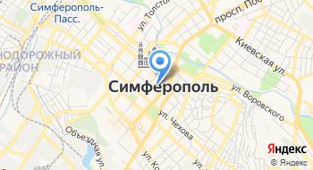 ГАУРК Симферопольский госцирк им. Б. Тезикова на карте