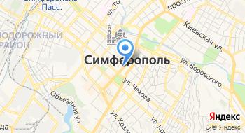 УкрСиббанк, банкомат на карте