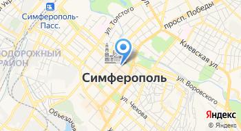 Крымская государственная филармония на карте