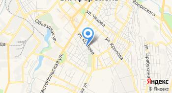 ГУП РК Крымтехнологии на карте