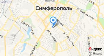 Крым потолок на карте