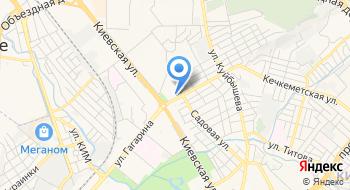ГБПОУ РК Крымский колледж общественного питания и торговли на карте