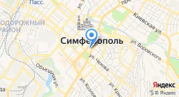 Министерство экономического развития республики Крым на карте
