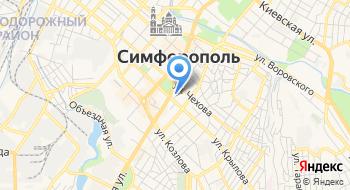 Ассоциация Косметологии Крыма на карте