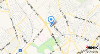 МУП Киевский Жилсервис участок №3 на карте