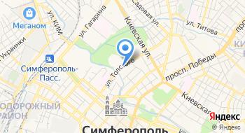 МУ Роспотребнадзора по Республике Крым и городу Севастополю на карте