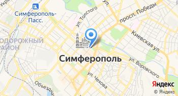 ГБУЗ РК Поликлиника №3 на карте