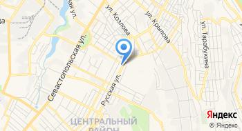 Крым-Лаборреактив на карте