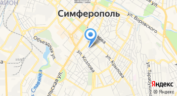 Крым-ЭКО-Косметика на карте