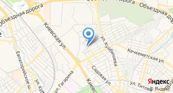 Общежитие Крымского медицинского колледжа на карте