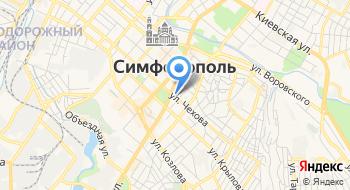 УЦ Кордон в г. Симферополь на карте