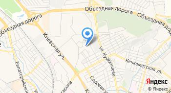 Семейный центр на Камской на карте