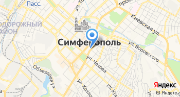 Государственный академический музыкальный театр Республики Крым на карте