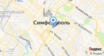 Столица Архитектурное Бюро на карте
