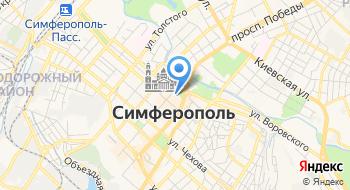 Территориальный орган Федеральной службы государственной статистики по Республике Крым на карте