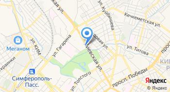 Интернет-магазин Zauglom.com.ua на карте