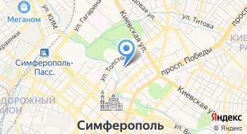 """Частный детский сад """"Малыш"""" на карте"""